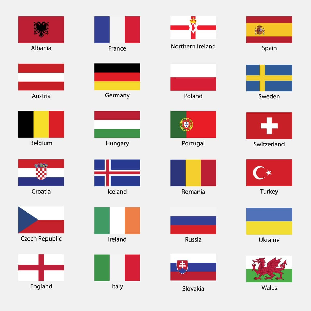 Flags Picture