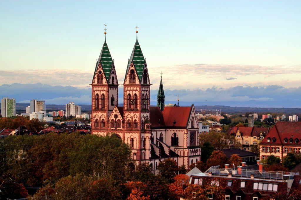 People of Non-German Origin Living in Freiburg