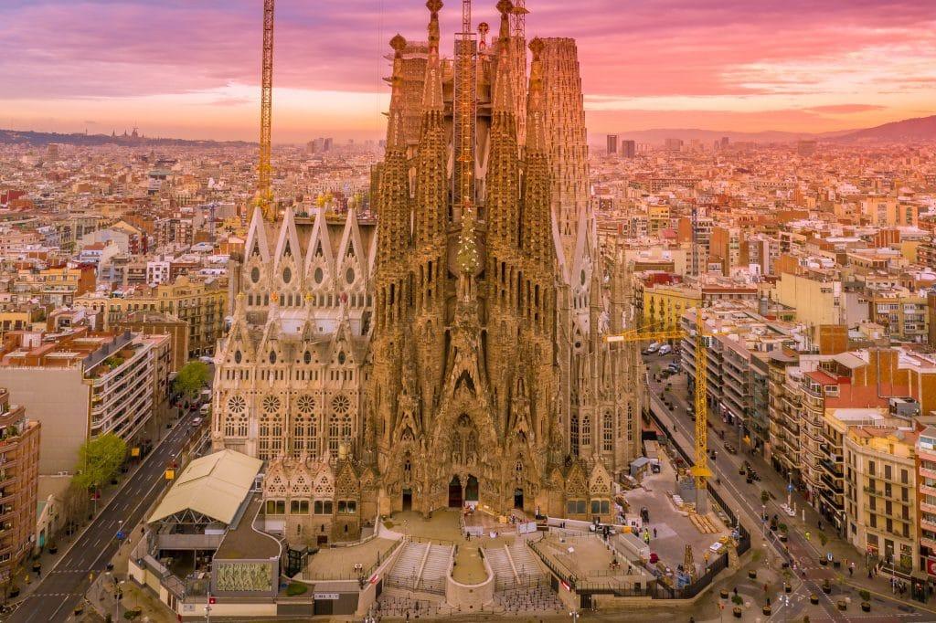 People of Non-Spanish Origin Living in Barcelona