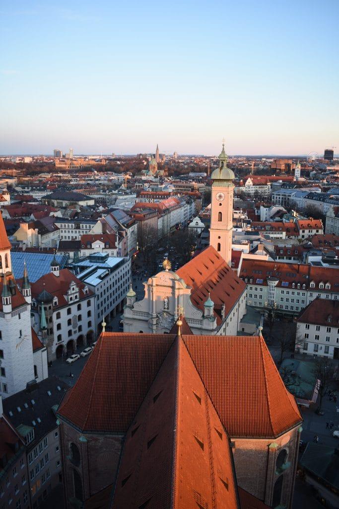 People of Non-German Origin Living in Munich