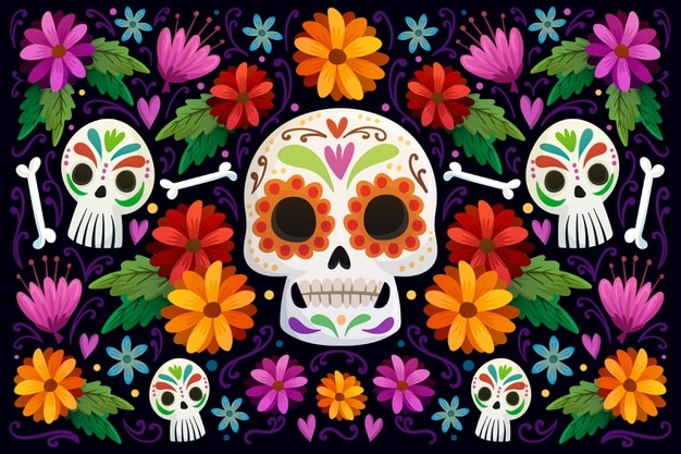 Traditional festivals Mexico