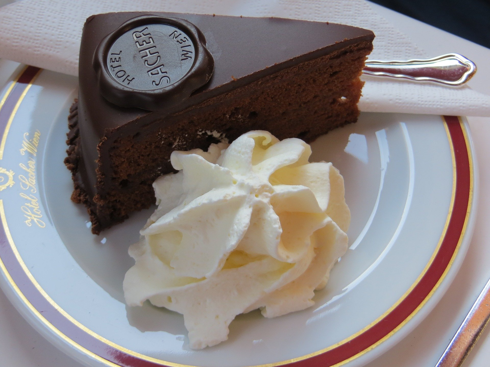 Sacher Cake in Austria